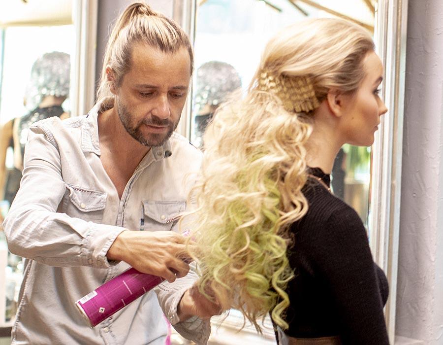 Gutmann Hairstylist Feldbach locken
