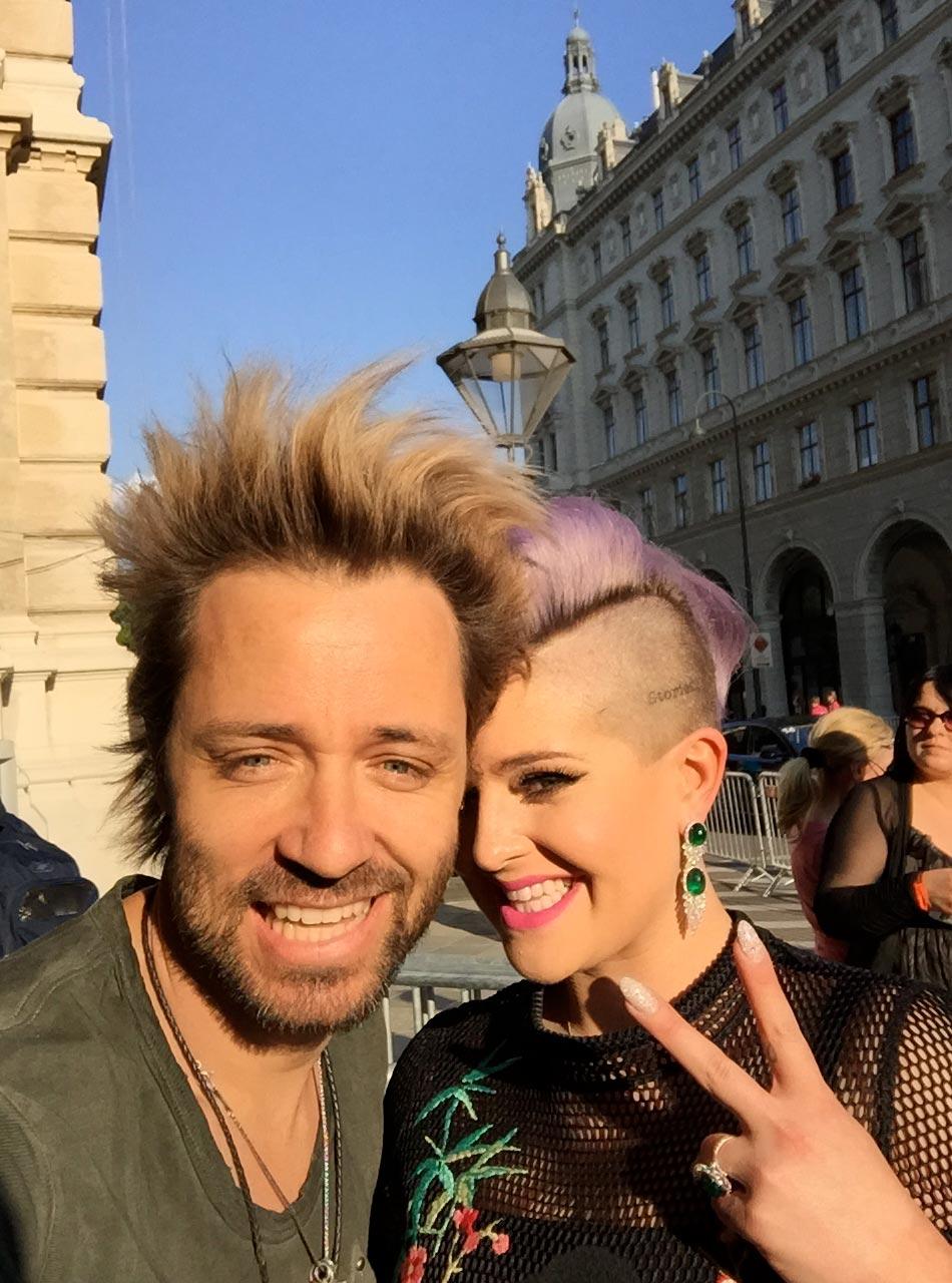 mario gutmann hairstylist extentions
