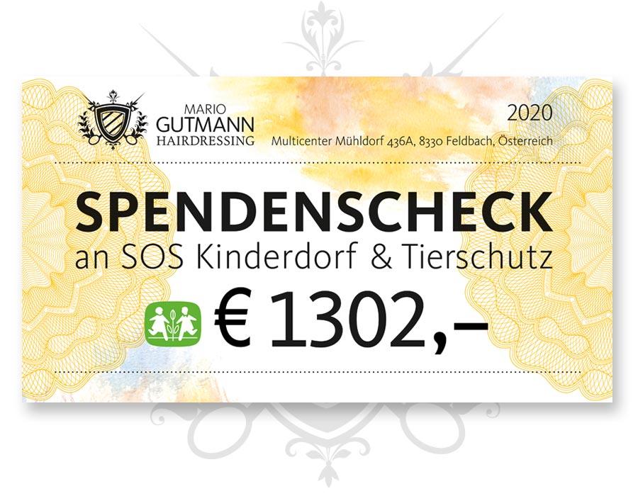 spendenscheck 2020