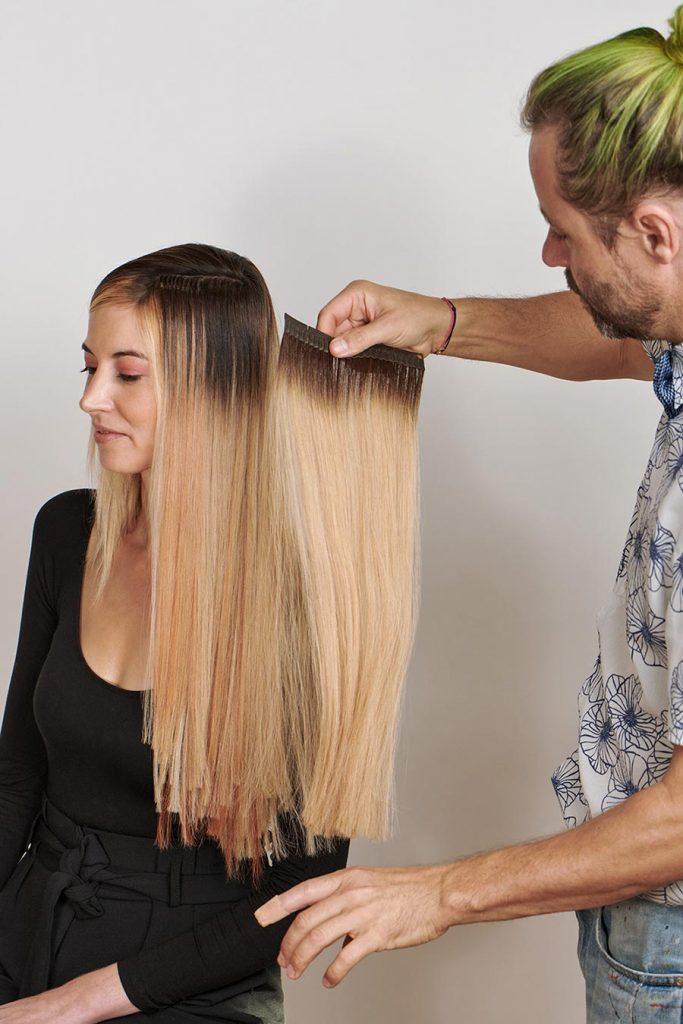 Haarverlängerung Mario Gutmann